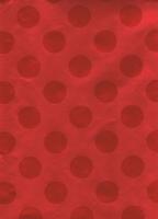 Kerst Cadeaupapier - metalic rood