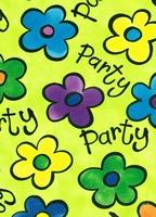 Verjaardag Cadeaupapier - Party