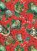 Kerst Cadeaupapier - Retro-rood